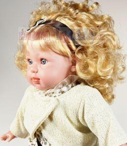 Panenka s vlasy Arias Danielka