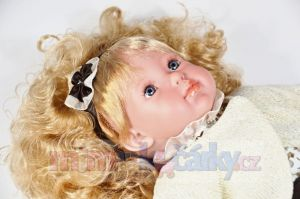 Mluvící panenka Arias Danielka 38 cm