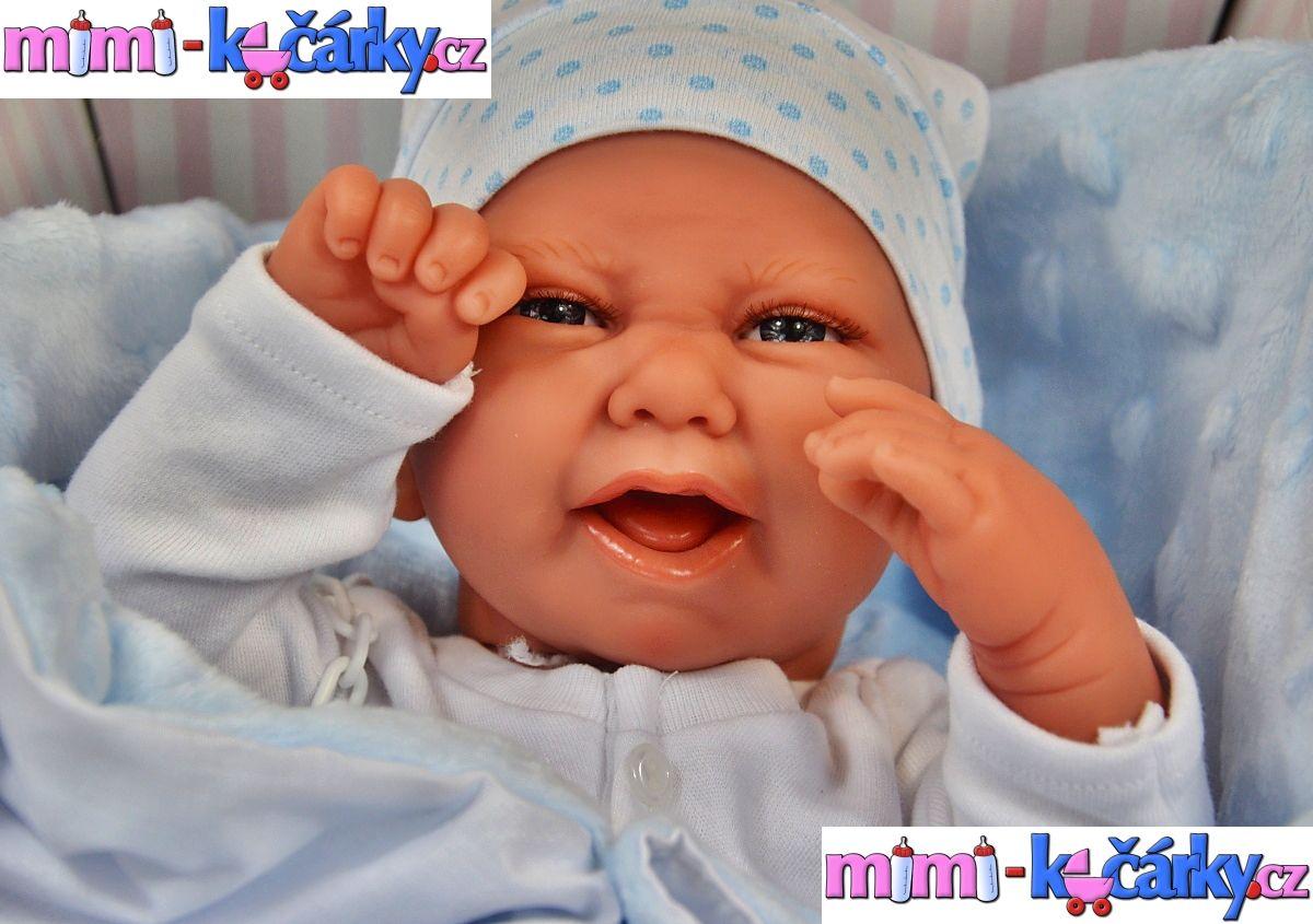 realistická panenka Antonio Juan karlo