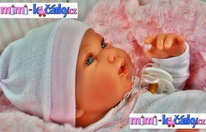 panenka Antonio Juan holčička Pippa