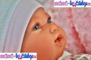Antonio Juan holčička Pippa - detail