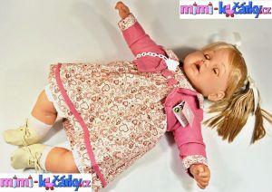 španělská panenka mrkací Dulsone