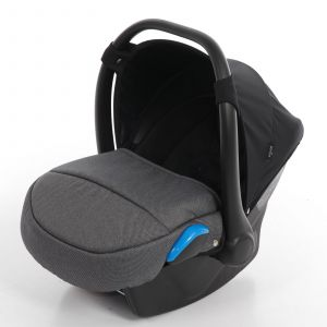 Autosedačka pro miminko Jasmine Bennetta 02 černá