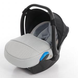 Autosedačka pro novorozence Jasmine 04 šedá