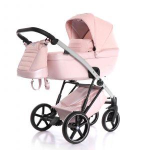 růžový kočárek Jasmine Camino 05