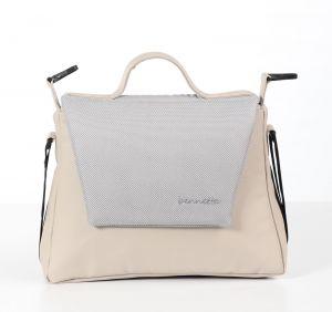 koženková taška ke kočárku Jasmine Bennetta Soft 05