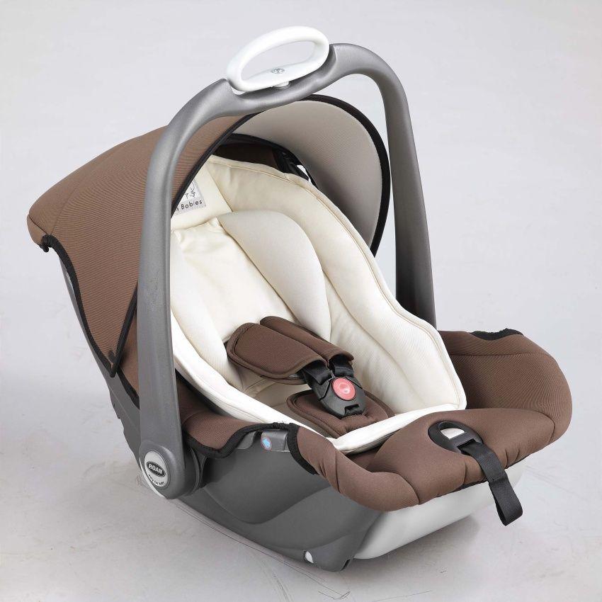 Autosedačka Roan Babies Millo 1-13 kg Autosedačka Roan brown